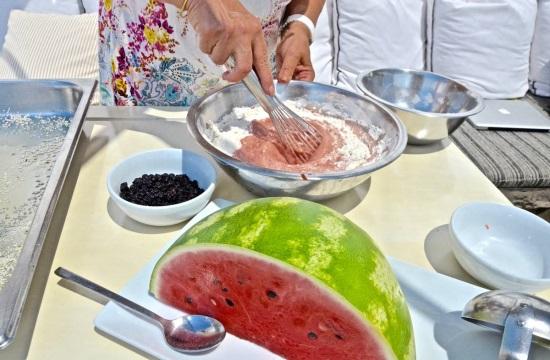 Προετοιμάζοντας το Ελληνικό Πρωινό της Ίου
