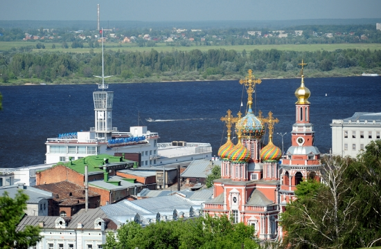 Κέντρο Ελληνικού Πολιτισμού στην πόλη Νίζνι Νόβγκοροντ της Ρωσίας