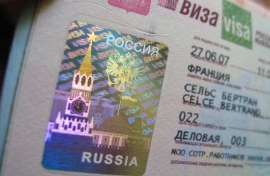 Ειδική visa για τους Ρώσους στα ελληνικά νησιά από Τουρκία