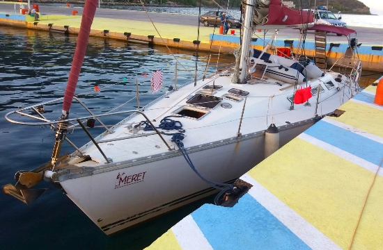 Απαγόρευση απόπλου για παράνομη ναύλωση σκάφους αναψυχής στα Μέθανα