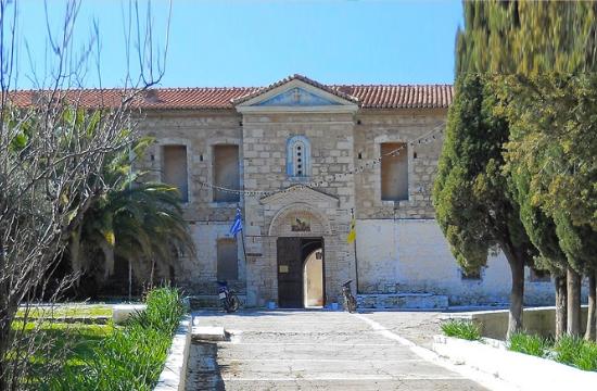 Θρησκευτικός τουρισμός: Αποκατάσταση της Ιεράς Μονής Προφήτη Ηλία Σάμου