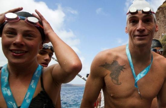 Αθλητικός τουρισμός: Ολυμπιονίκες του Ρίο στο Santorini Experience 2019