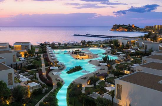 Sani Resort: Σαν(i) να μην πέρασε μια μέρα…