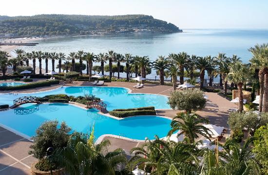 Η ΚΙΤΟΝ στο Sani Resort στη Χαλκιδική