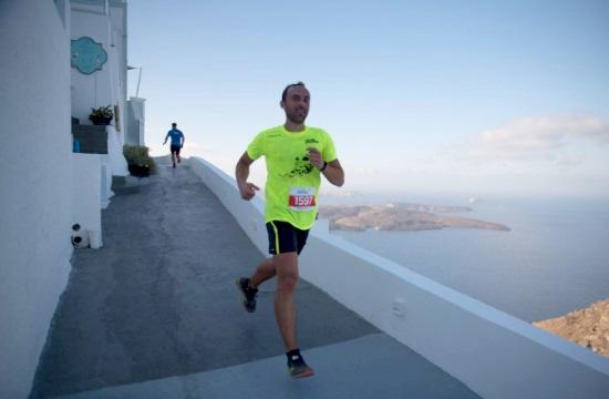 Αθλητικός τουρισμός: Άνοιξαν οι εγγραφές για το 5ο Santorini Experience