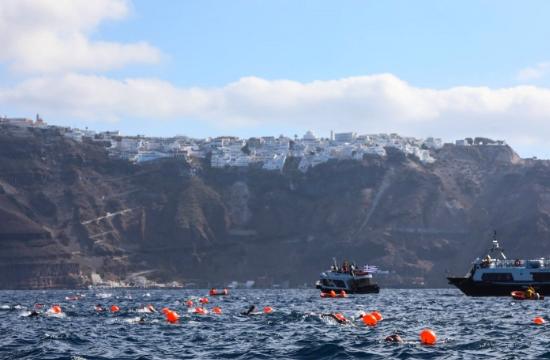 Αθλητικός τουρισμός | Διεθνής διάκριση για το Santorini Experience