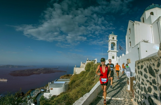 """Santorini Experience"" με μεγάλα ονόματα στην κολύμβηση"