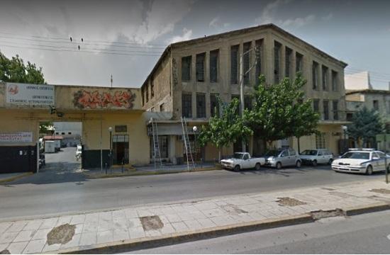 Το κτίριο Περδίκη αναβιώνει την πλούσια βιομηχανική ιστορία του Πειραιά