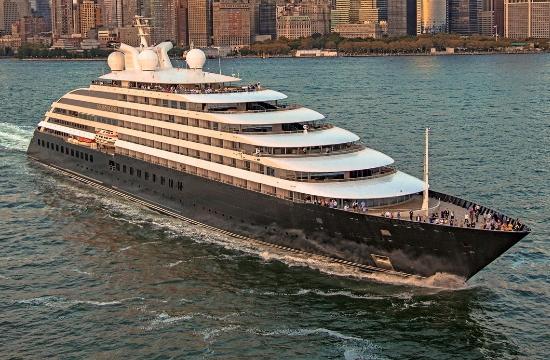 Scenic Luxury Cruises: Η Ελλάδα στις πολυτελείς κρουαζιέρες στη Μεσόγειο από την Άνοιξη του 2021