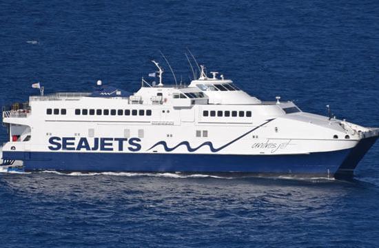 SEAJETS: Τα δρομολόγια προς Σαμοθράκη αύριο Πέμπτη