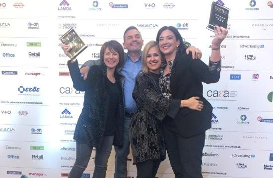 ΣΕΤΕ: Βραβείο για την καμπάνια «Τουρισμός Αξία για όλους»