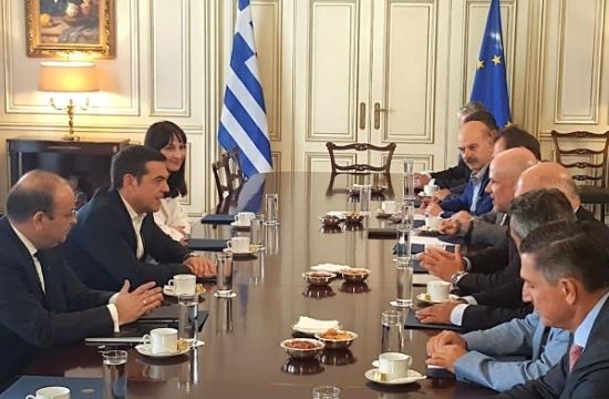 Συνάντηση ΣΕΤΕ -Αλ. Τσίπρα: Tα τουριστικά γραφεία μοχλός ανάπτυξης για τον ελληνικό τουρισμό