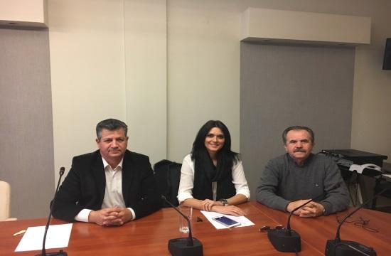 ΣΕΤΚΕ: Συνάντηση με την Γραμματέα Τουρισμού των ΑΝΕΛ
