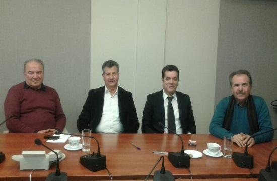 ΣΕΤΚΕ: Συνάντηση με τον Τομέα Τουρισμού του ΣΥΡΙΖΑ