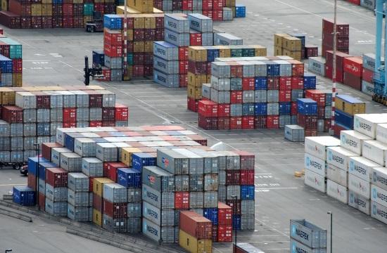Ισχνό το μερίδιο των ελληνικών εξαγωγών στη Γερμανία