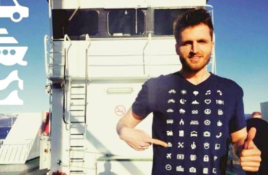Το έξυπνο μπλουζάκι, που επιτρέπει στους ταξιδιώτες να συνεννοούνται σε όλες τις γλώσσες