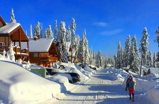 Η καλύτερη δουλειά στον κόσμο: 2 μήνες διακοπές σκι σε 3 ηπείρους με αμοιβή 10.000 δολάρια!