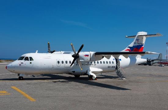 Sky Express: Αποκλειστικά δρομολόγια Θεσσαλονίκη-Κέρκυρα & Αθήνα-Κάλυμνος