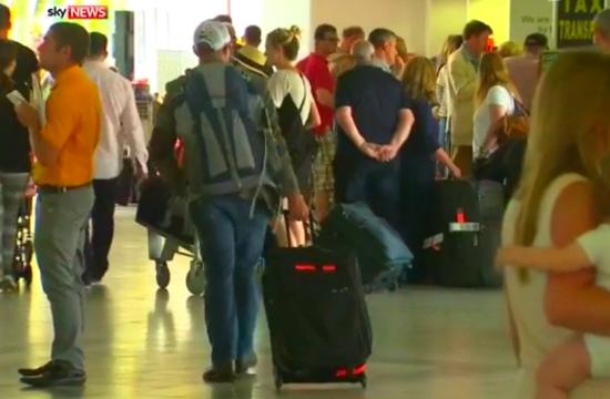 SkyNews: Πλούσιοι τουρίστες κατακλύζουν την Κέρκυρα παρά τον θόρυβο των capital controls