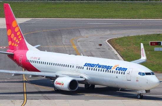 Smartwings: Νέα σύνδεση με Κρήτη το 2018