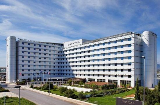 Ημέρα γάμου στο ξενοδοχείο Sofitel Athens Airport