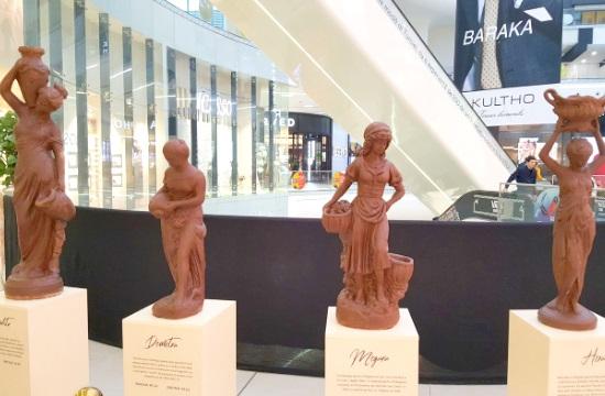 Αρχαία Ελλάδα από… σοκολάτα στη Ρουμανία