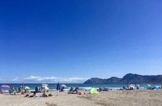 Ισπανικός τουρισμός: Yπερδιπλάσιες οι αφίξεις σε σχέση με την Ελλάδα (πίνακας)