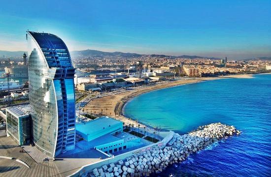 28,6 εκατ. τουρίστες στην Ισπανία στο 5μηνο