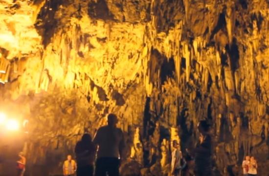 Το άγνωστο σπήλαιο των 150 εκατομμυρίων ετών που βρίσκεται στην Ελλάδα
