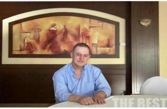 """Πένθος στην Πάτρα: Πέθανε ο Κώστας Σπυρόπουλος, συνιδιοκτήτης του ξενοδοχείου """"Τζάκι"""""""