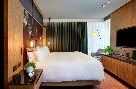 Αυτή είναι η πρώτη οικολογική σουίτα ξενοδοχείου στον κόσμο