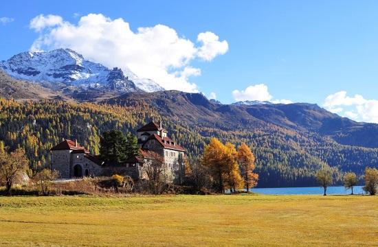 Ελβετία- St. Moritz: Πολυτελή ξενοδοχεία σε καραντίνα λόγω εντοπισμού μετάλλαξης του κορωνοϊού