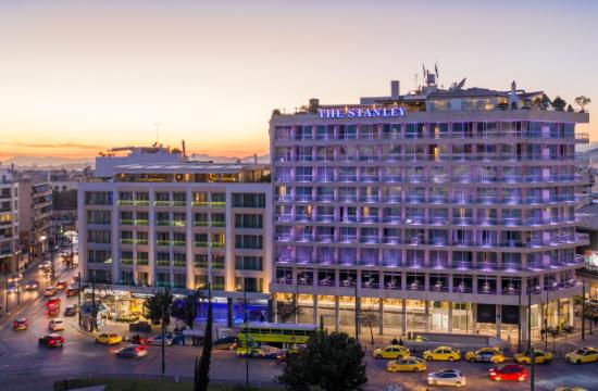 Αθήνα: Άνοιξε το ιστορικό ξενοδοχείο The Stanley