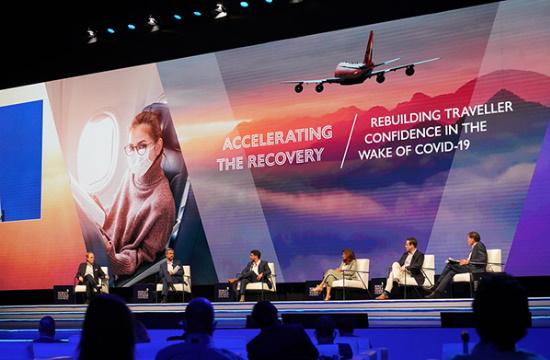 WTTC: Ενιαίο μέτωπο των ηγετών του παγκόσμιου τουρισμού για ασφαλή επανεκκίνηση των ταξιδιών