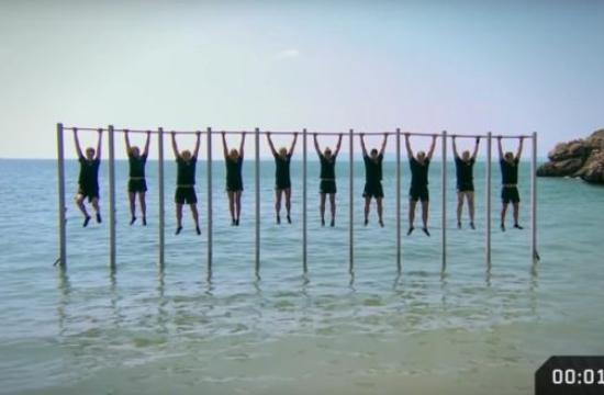 Σουηδικό Survivor: Ολυμπιονίκες και παγκόσμιοι πρωταθλητές στην Ερμιονίδα