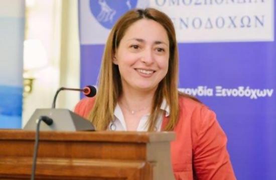 Η κυρία Σβύνου επανεξελέγη πρόεδρος στην Ε.Ξ. Κω