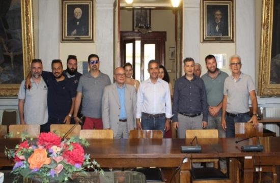 Δράσεις για την τουριστική προβολή της Σύρου