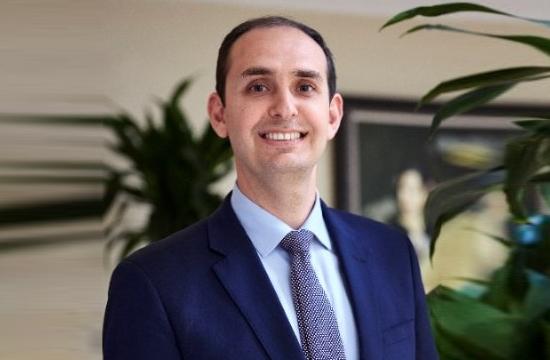 Ο Έλληνας νέος διευθυντής F & B στο Hilton London Bankside