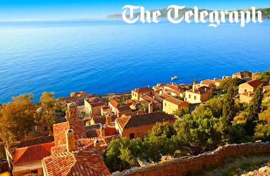 Telegraph: Η άγνωστη Πελοπόννησος - τα 10 highlights του ανεξερεύνητου ελληνικού παραδείσου