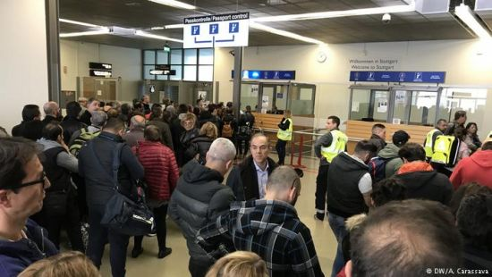 Τέλος οι έλεγχοι πτήσεων από Ελλάδα στα γερμανικά αεροδρόμια στις 12 Μαΐου