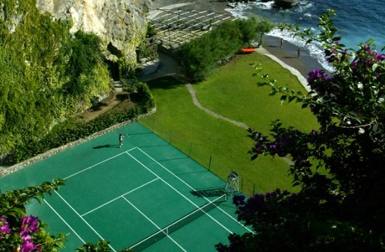 Αυτό είναι το πιο ονειρεμένο ξενοδοχείο για τους λάτρεις του τένις (φωτό)