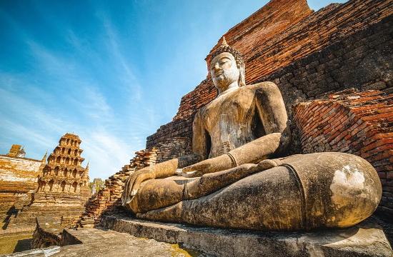 Σε δεινή θέση η οικονομία της Ταϊλάνδης λόγω έλλειψης ξένων τουριστών