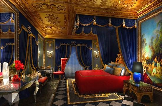 Ξενοδοχείο- παλάτι αποκλειστικά για κροίσους ανοίγει στο Μακάο- Δείτε πώς είναι