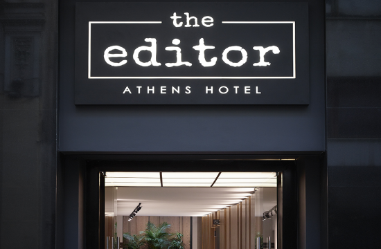 Νέο ξενοδοχείο στο κέντρο της Αθήνας: Άνοιξε το The Editor Athens Hotel στο χώρο, που ήταν η Αθλητική Ηχώ