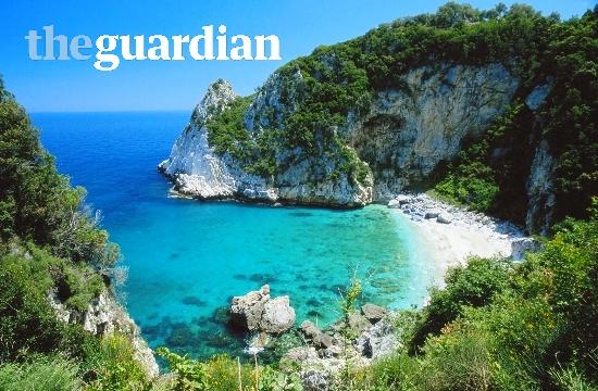 Guardian: Η Φακίστρα Πηλίου & ο Αγ. Γεώργιος Νάξου στις 50 καλύτερες παραλίες στον κόσμο