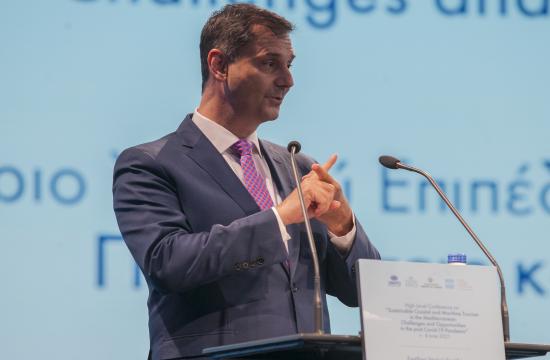 Επίσκεψη του Υπουργού Τουρισμού κ. Χάρη Θεοχάρη στην Ολλανδία