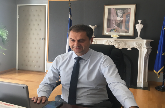 Το πρόγραμμα του Υπουργού Τουρισμού κ.Χάρη Θεοχάρη σε Χαλκιδική και Θεσσαλονίκη
