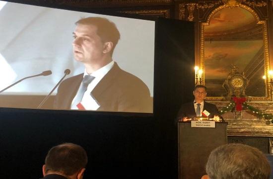 Χ.Θεοχάρης: Πρόσκληση για επενδύσεις στον ελληνικό τουρισμό- Ομιλία στο Capital Link Forum