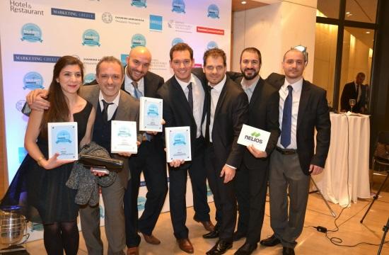 Nelios: 4 βραβεία στην κατηγορία Digital & Social Marketing στα Tourism Awards