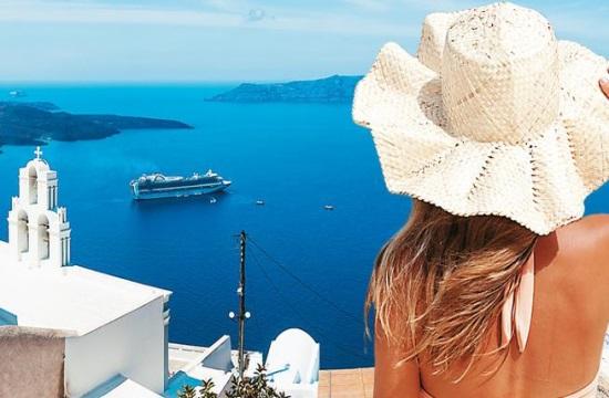 Ελληνικός τουρισμός 2021: +286% οι εισπράξεις και +414% οι αφίξεις τον Μάιο (έναντι του 2020)